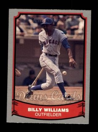 1988 Pacific Legends #90  Billy Williams