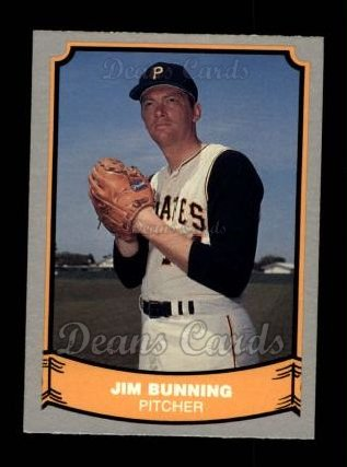 1988 Pacific Legends #92  Jim Bunning