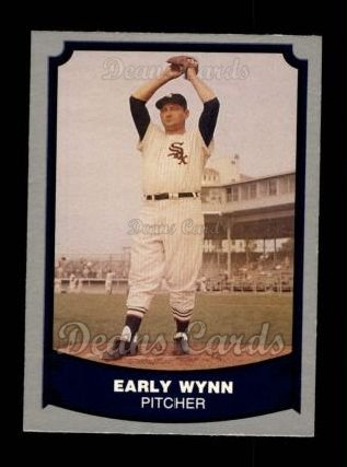 1988 Pacific Legends #95  Early Wynn