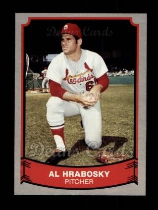 1989 Pacific Legends #115  Al Hrabosky