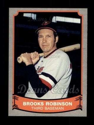 1989 Pacific Legends #129  Brooks Robinson