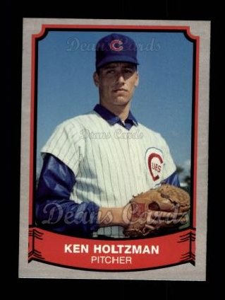 1989 Pacific Legends #138  Ken Holtzman
