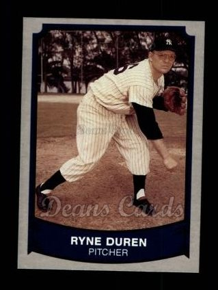 1989 Pacific Legends #141  Ryne Duren
