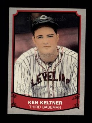1989 Pacific Legends #143  Ken Keltner