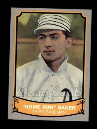 1989 Pacific Legends #146  Home Run Baker