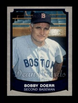 1989 Pacific Legends #150  Bobby Doerr