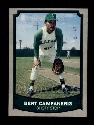 1989 Pacific Legends #157  Bert Campaneris