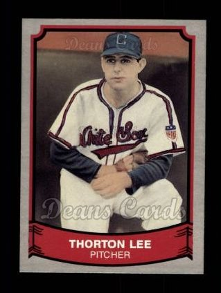 1989 Pacific Legends #158  Thornton Lee