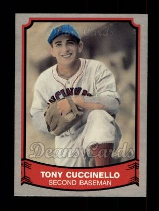 1989 Pacific Legends #170  Tony Cuccinello