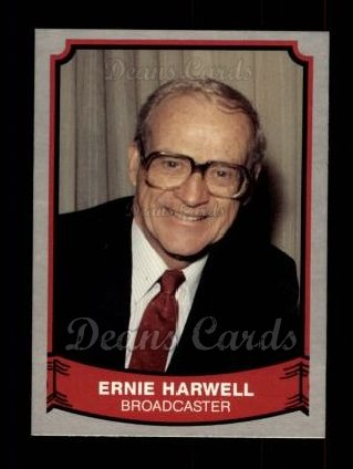 1989 Pacific Legends #172  Ernie Harwell