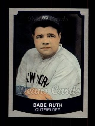 1989 Pacific Legends #176  Babe Ruth