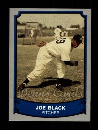 1989 Pacific Legends #177  Joe Black