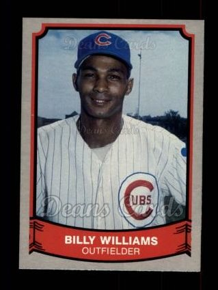 1989 Pacific Legends #184  Billy Williams