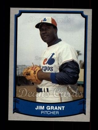 1989 Pacific Legends #186  Mudcat Grant