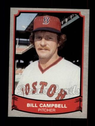 1989 Pacific Legends #191  Bill Campbell