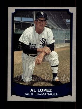 1989 Pacific Legends #197  Al Lopez