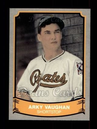 1989 Pacific Legends #200  Arky Vaughan