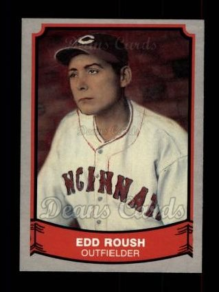 1989 Pacific Legends #216  Eddie Roush