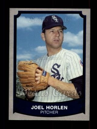 1989 Pacific Legends #217  Joel Horlen
