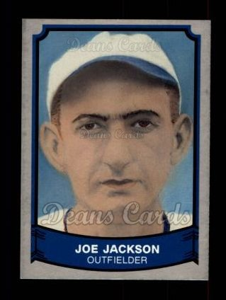 1989 Pacific Legends #220  Shoeless Joe Jackson