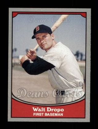 1990 Pacific Legends #22  Walt Dropo