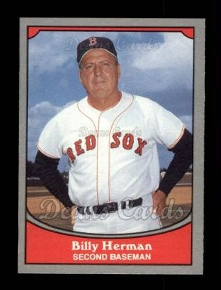 1990 Pacific Legends #30  Billy Herman