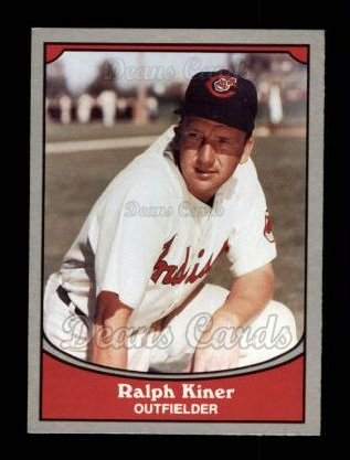 1990 Pacific Legends #36  Ralph Kiner