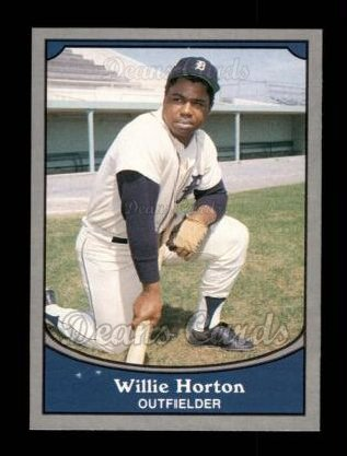 1990 Pacific Legends #83  Willie Horton