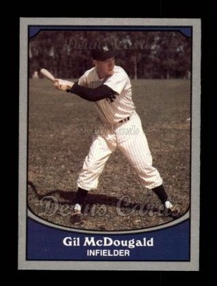 1990 Pacific Legends #94  Gil McDougald