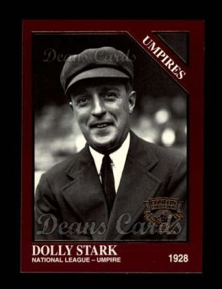 1994 Conlon Burgundy #1191   -  Dolly Stark Umpires