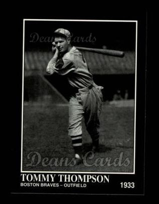 1994 Conlon #1244  Tommy Thompson