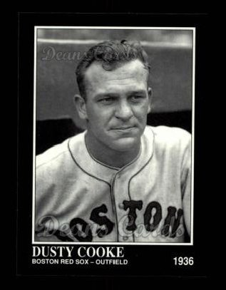 1992 Conlon #418  Dusty Cooke