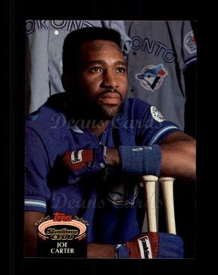 1992 Topps Stadium Club #10  Joe Carter