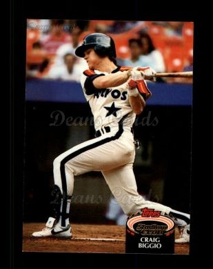 1992 Topps Stadium Club #200  Craig Biggio