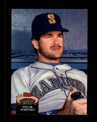 1992 Topps Stadium Club #267  Edgar Martinez
