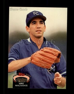 1992 Topps Stadium Club #448  Mike Magnante