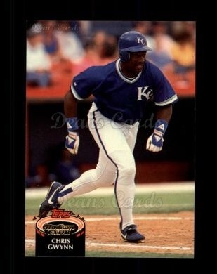 1992 Topps Stadium Club #815  Chris Gwynn