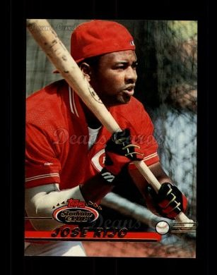1993 Topps Stadium Club #233  Jose Rijo