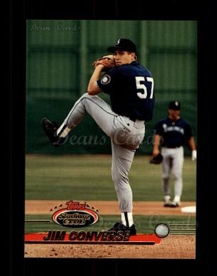 1993 Topps Stadium Club #683  Jim Converse