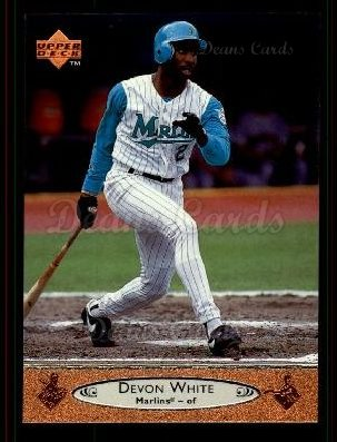1996 Upper Deck #494 U Devon White