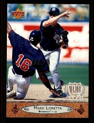 1996 Upper Deck #499 U Mark Loretta