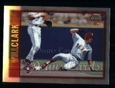 1997 Topps Chrome #133  Will Clark