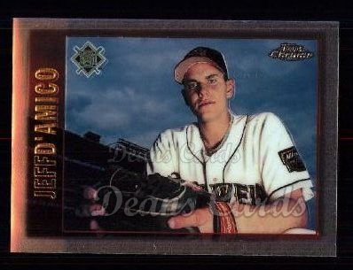 1997 Topps Chrome #14  Jeff D'Amico