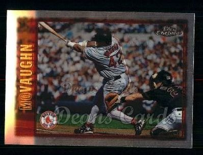 1997 Topps Chrome #159  Mo Vaughn