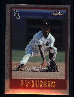 1997 Topps Chrome #80  Ray Durham