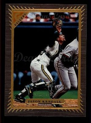 1997 Topps Gallery #152  Jason Kendall