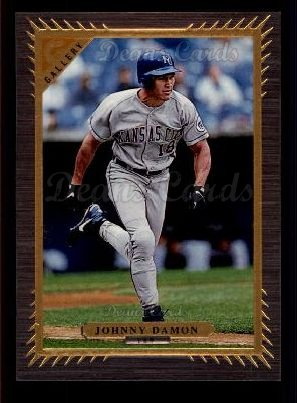 1997 Topps Gallery #169  Johnny Damon