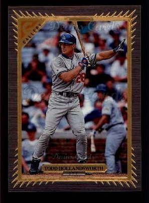 1997 Topps Gallery #175  Todd Hollandsworth
