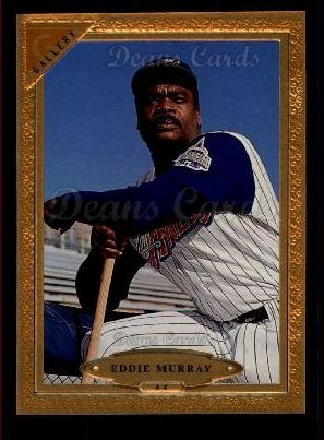1997 Topps Gallery #44  Eddie Murray