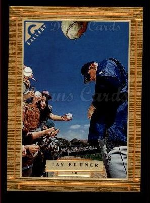 1997 Topps Gallery #50  Jay Buhner